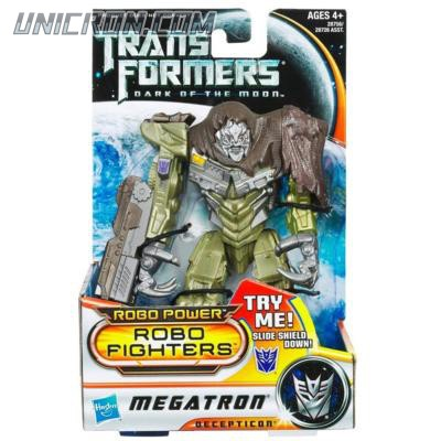 Transformers 3 Dark of the Moon Megatron (Robo Fighters) toy