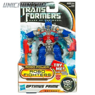 Transformers 3 Dark of the Moon Optimus Prime (Robo Fighters) toy