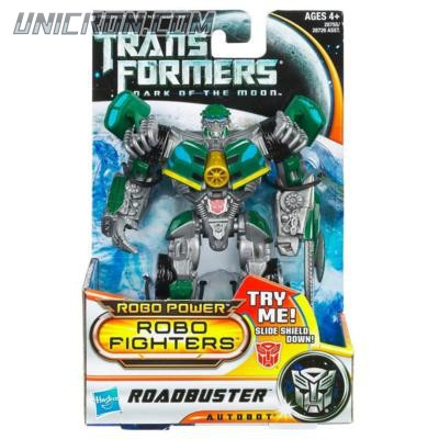 Transformers 3 Dark of the Moon Roadbuster (Robo Fighters) toy