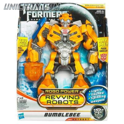 Transformers 3 Dark of the Moon Bumblebee (Robo Power Revving Robots) toy