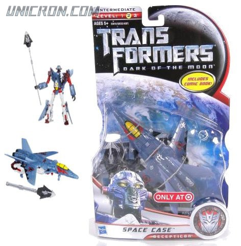 Transformers 3 Dark of the Moon Space Case toy