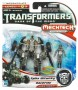 Transformers 3 Dark of the Moon Backfire with Spike Witwicky toy