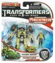 Transformers 3 Dark of the Moon Sandstorm with Private Deadcliff toy
