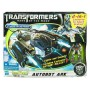 Transformers Cyberverse Autobot Ark with Autobot Roller toy