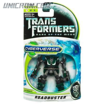 Transformers Cyberverse Roadbuster toy
