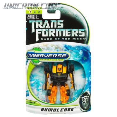 Transformers Cyberverse Stealth Bumblebee toy