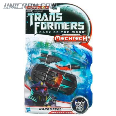Transformers 3 Dark of the Moon Darksteel toy