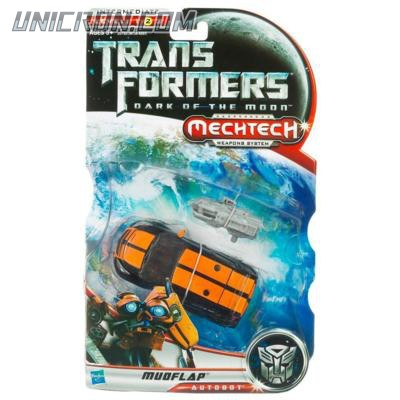 Transformers 3 Dark of the Moon Mudflap toy