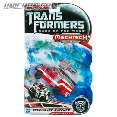 Transformers 3 Dark of the Moon Specialist Ratchet toy