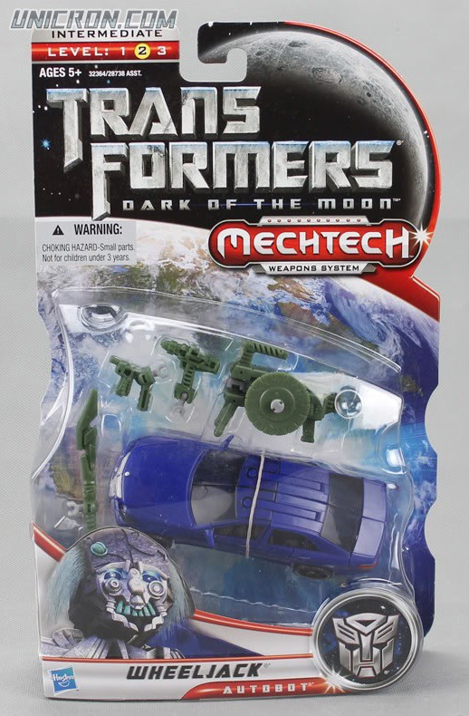 Transformers 3 Dark of the Moon Wheeljack (Que - deluxe - unreleased) toy