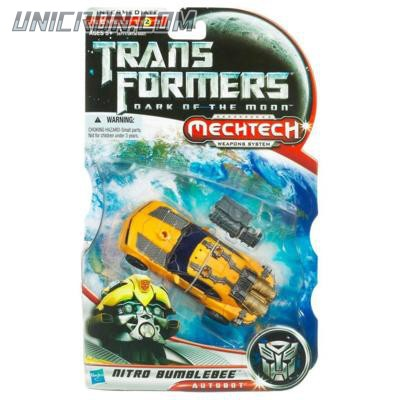 Transformers 3 Dark of the Moon Nitro Bumblebee toy
