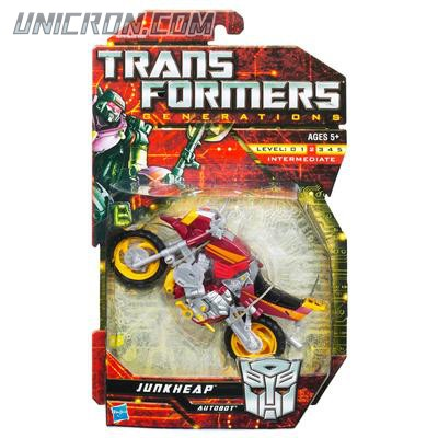 Transformers Generations Junkheap toy