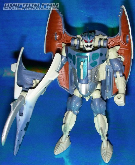 Transformers Beast Wars Cybershark (Deluxe) toy