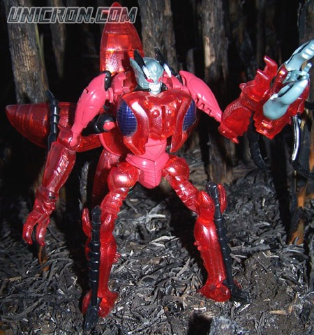 Transformers Beast Wars Inferno toy