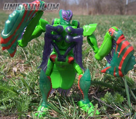 Transformers Beast Wars Manterror toy