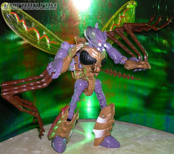 Transformers Beast Wars Transquito toy