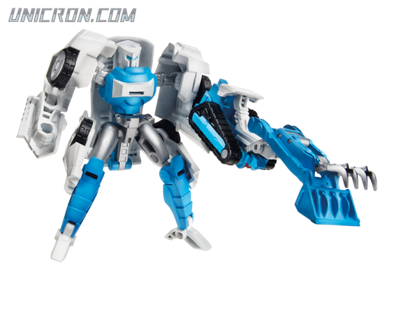 Transformers Generations Tailgate & Groundbuster toy