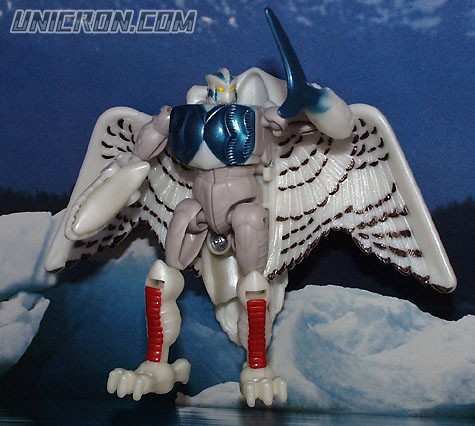 Transformers Beast Wars Air Hammer (Fuzor) toy