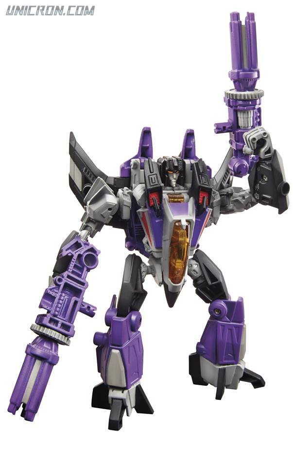Transformers Generations Skywarp (FoC) toy