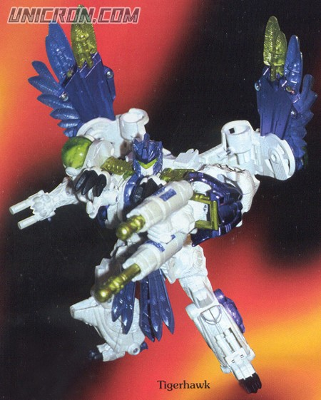 Transformers Beast Wars Tigerhawk toy