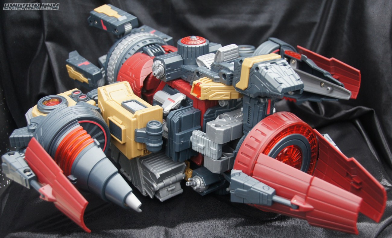 3rd Party Genesis (Not Omega Supreme) toy