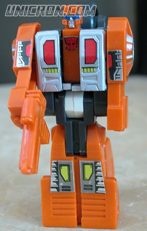 Transformers Generation 1 Afterburner (Technobot) toy