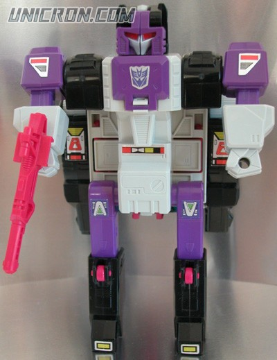Transformers Generation 1 Apeface with Spasma toy