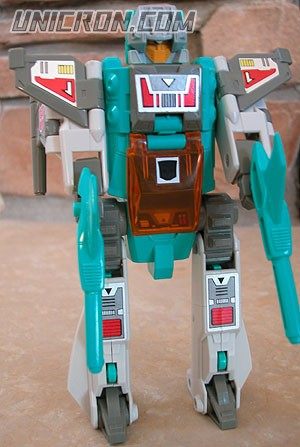 Transformers Generation 1 Brainstorm with Arcana toy