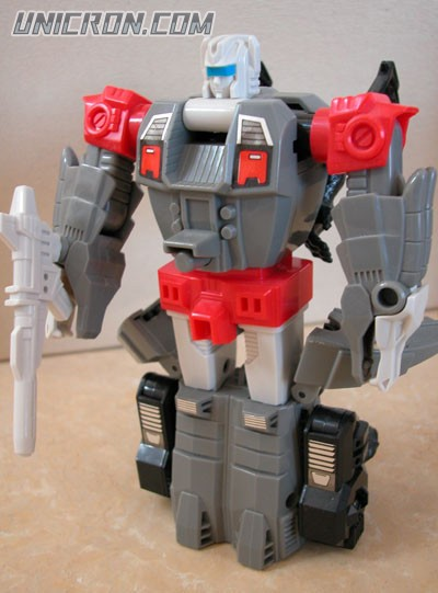 Transformers Generation 1 Doublecross (Monsterbot) toy