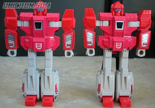 Transformers Generation 1 Fastlane & Cloudraker toy