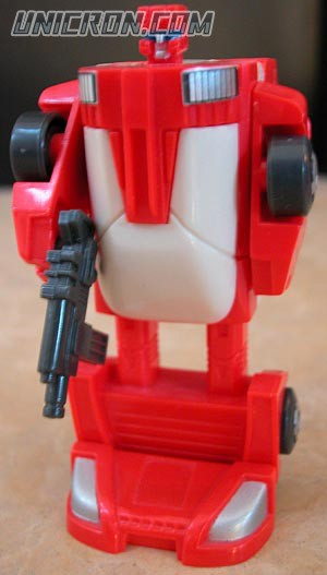 Transformers Generation 1 Lightspeed (Technobot) toy