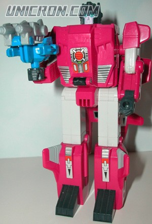 Transformers Generation 1 Misfire with Aimless toy