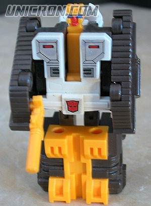 Transformers Generation 1 Nosecone (Technobot) toy