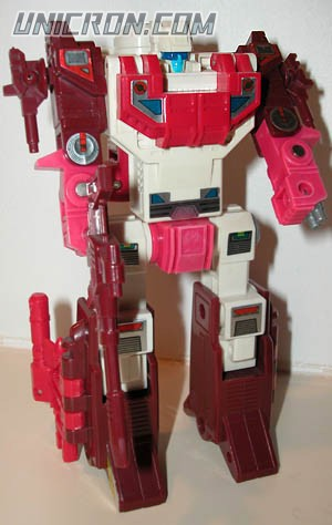 Transformers Generation 1 Scattershot (Technobot) toy