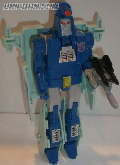 Transformers Generation 1 Scourge with Fracas toy
