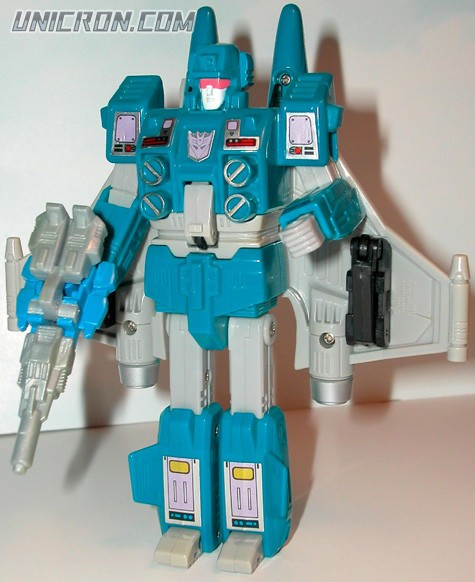 Transformers Generation 1 Slugslinger with Caliburst toy