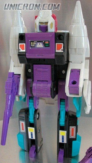 Transformers Generation 1 Snapdragon with Krunk toy