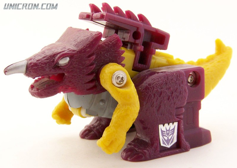 Transformers Generation 1 Cindersaur (Firecon) toy