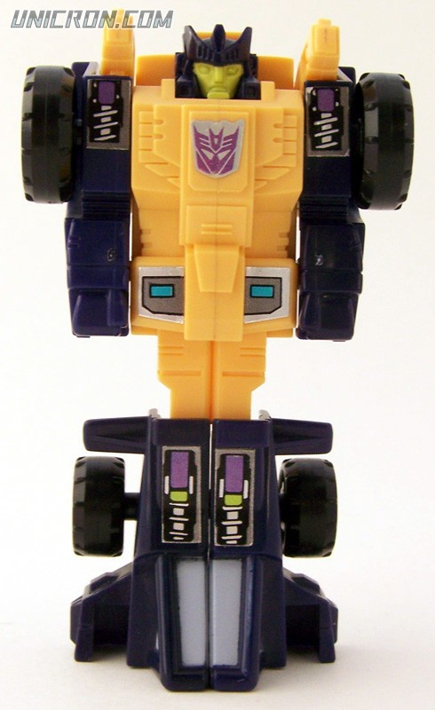 Transformers Generation 1 Ruckus (Triggercon) toy