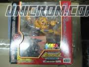 Transformers Beast Wars Metals (Takara) Cheetus 2 (Metals TM2 Cheetor) toy