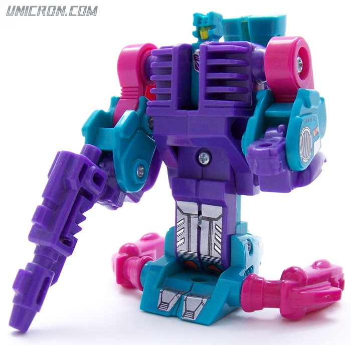 Transformers Generation 1 Overbite (Seacon) toy