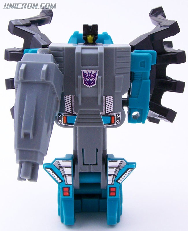 Transformers Generation 1 Nautilator (Seacon) toy