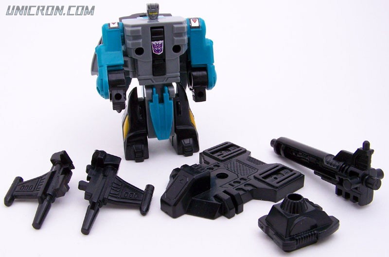Transformers Generation 1 Seawing (Seacon) toy