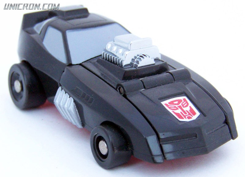Transformers Generation 1 Sizzle (Sparkabot) toy
