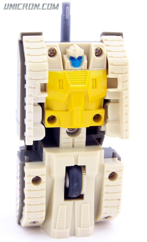 Transformers Generation 1 Guzzle (Sparkabot) toy