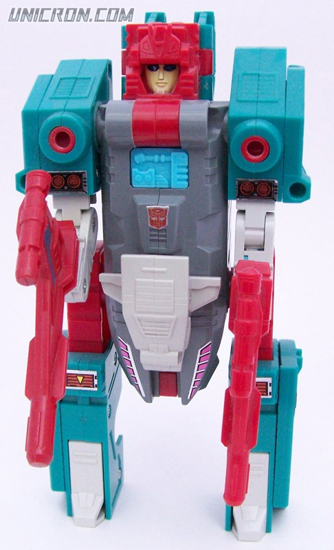 Transformers Generation 1 Quickswitch toy