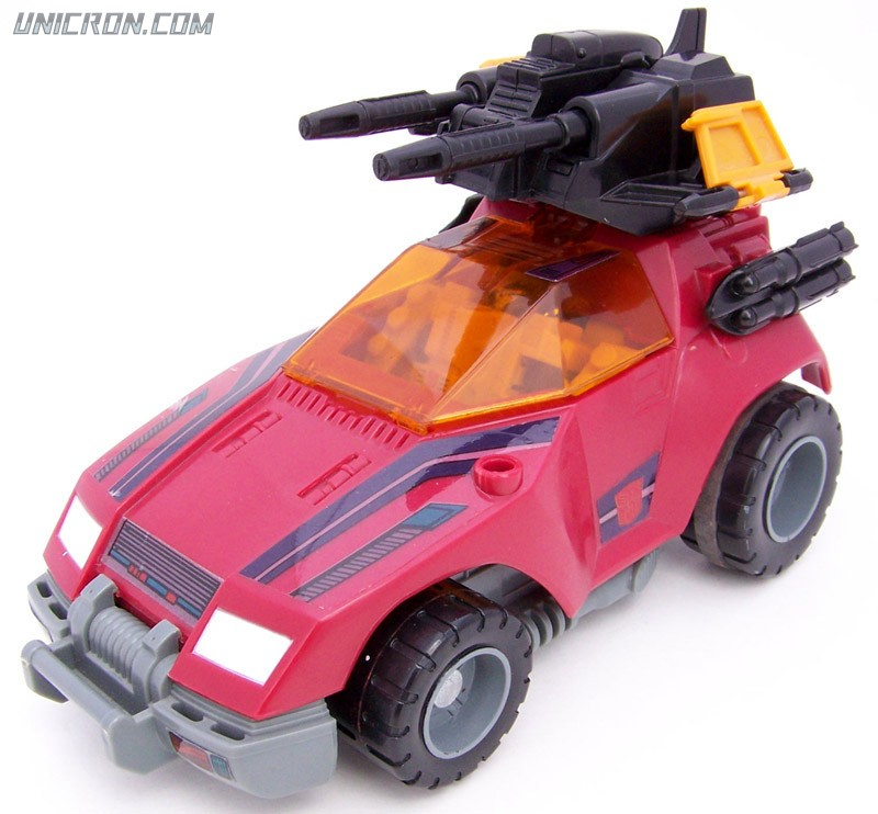 Transformers Generation 1 Gunrunner (Pretender Vehicle) toy