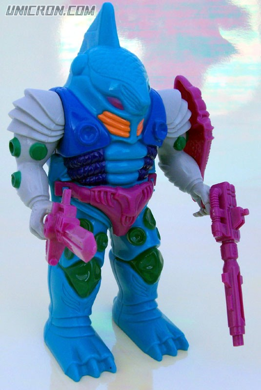 Transformers Generation 1 Submarauder (Pretender) toy