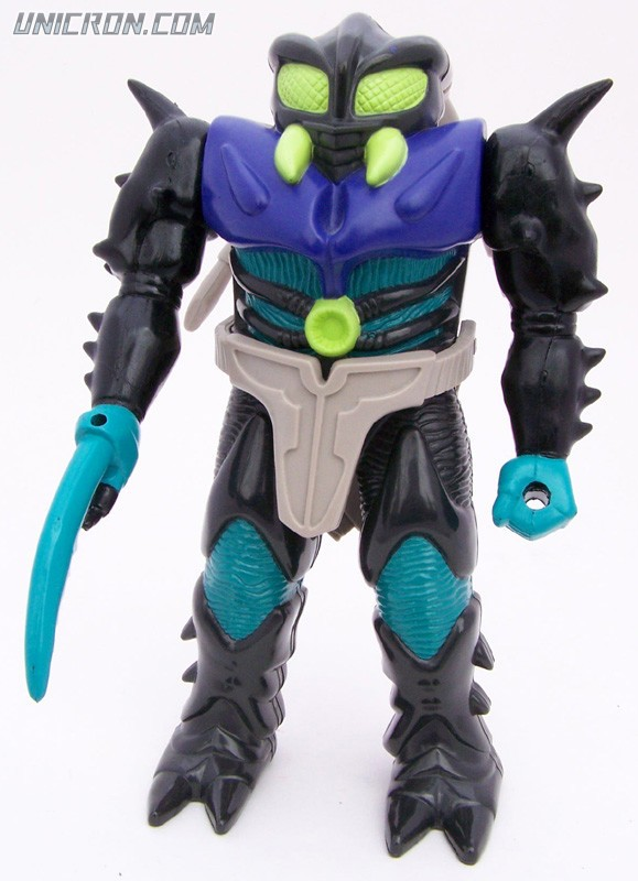 Transformers Generation 1 Bugly (Pretender) toy