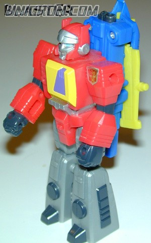 Transformers Generation 1 Blaster (Action Master) with Flight Pack toy